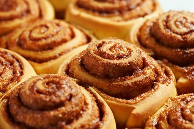 Apple and Cinnamon Scrolls