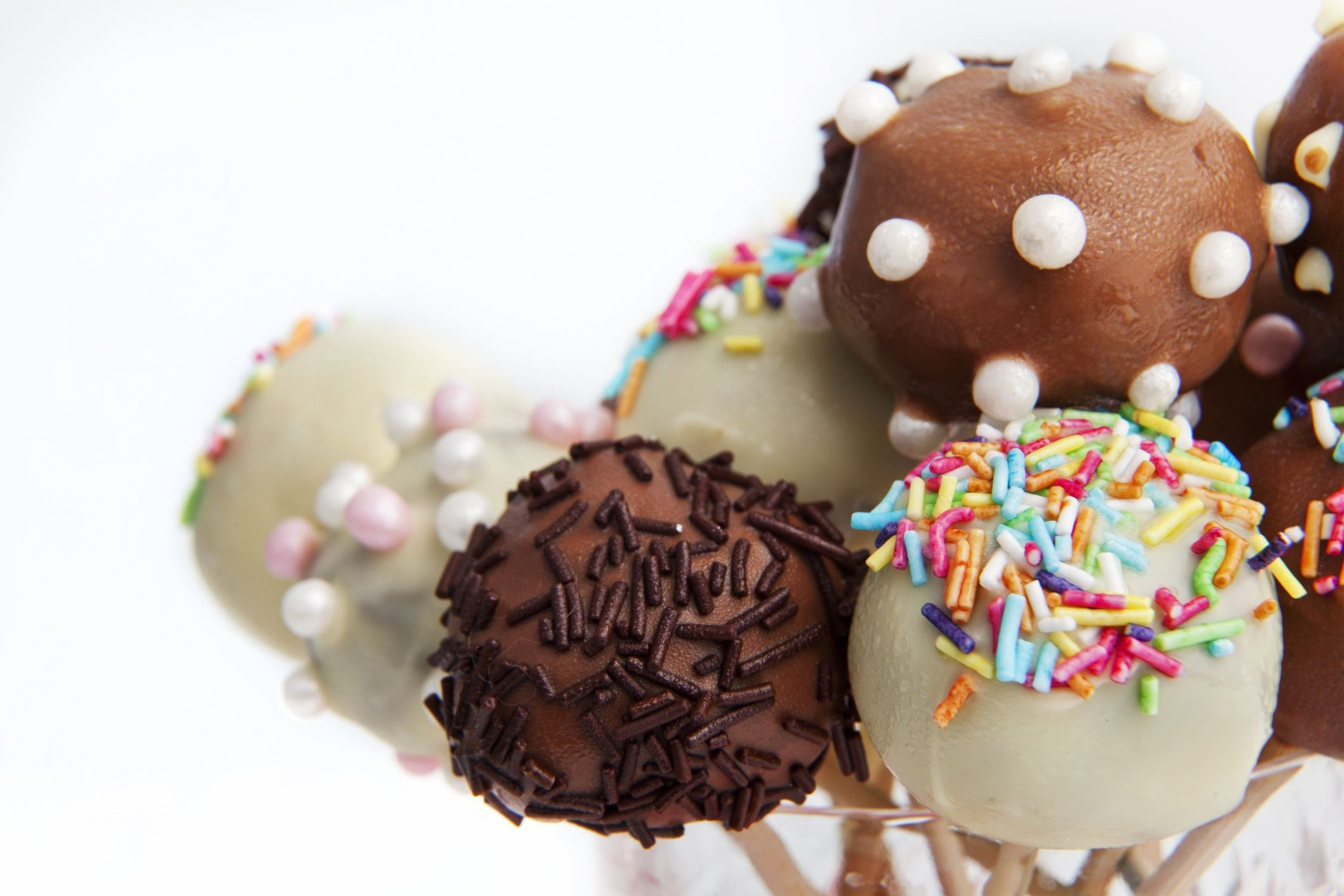 Chocolate Cake Pops Recipe Using Mould