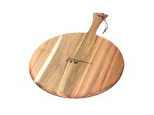 Our trendy 36cm Acacia Paddle Board will impress all your friends when entertaining