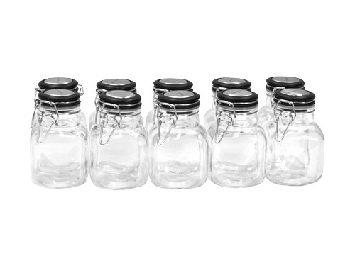 Spice Jars (set of 10)