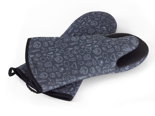 Neoprene Oven Mitts (Set of2)
