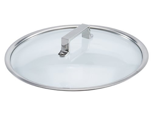 36cm Glass Lid for Wok